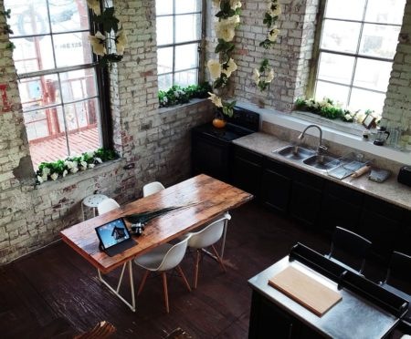 How to make a redesign of the kitchen with minimal investment