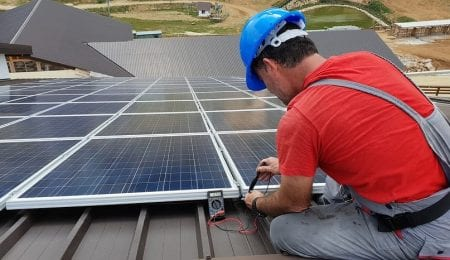 How to Install a Solar Panel at Home